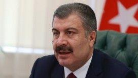 Sağlık Bakanı Koca'dan dolmuş kooperatiflerine çağrı