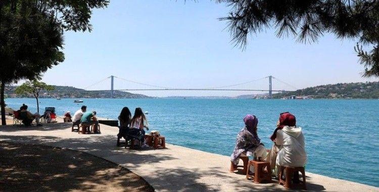 Marmara Bölgesi'nde az bulutlu ve açık hava bekleniyor