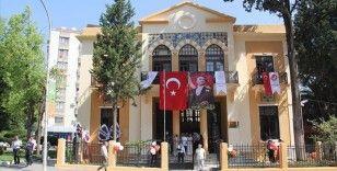 Hatay'da Fransız işgalcilerin karargahı 82 yıl sonra kütüphane oldu
