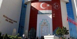 MHP Kütahya Merkez İlçe Başkanlığı kapatıldı