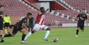 TFF 1.Lig: E.H.Balıkesirspor: 2 - Eskişehirspor: 0 (Maç sonucu)
