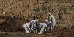 Kovid-19 nedeniyle Brezilya'da 1214, Meksika'da 665, Hindistan'da 519 kişi hayatını kaybetti