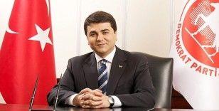 DP Genel Başkanı Gültekin Uysal; 'Fethin maddi sembolü hayra erişmiştir, sıra manevi sembollerinin vücut bulmasındadır'