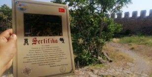 Bu köye gelenlere sertifikalı uğurlama yapılıyor