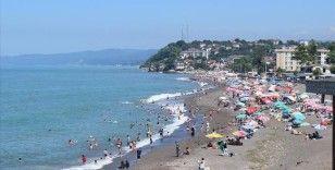 'Batı Karadeniz'in incisi' Akçakoca'ya günübirlikçi ziyaretçi ilgisi
