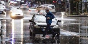 Meteorolojiden 'sağanak' uyarısı