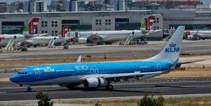 Avrupa Komisyonu KLM için 3,4 milyar euro kurtarma paketini onayladı