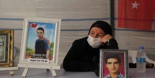 HDP önündeki ailelerin evlat nöbeti 315'inci gününde