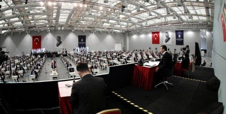 İBB Meclisine Ayasofya planlarında değişiklik teklifi