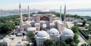 İkrime Sabri'den Ayasofya Camii tebriği