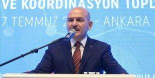 Bakan Soylu: 'Ağustos ve Eylül'de terörist sayısını 300'ün altına düşürmeyi hedefliyoruz'