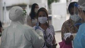 Dünya genelinde Kovid-19 tespit edilen kişi sayısı 13 milyon 248 bini geçti