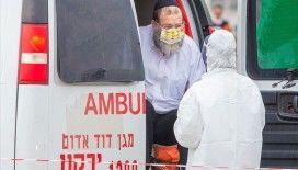İsrail'de Kovid-19 salgınında en yüksek günlük vaka sayısı kaydedildi