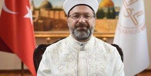 Diyanet İşleri Başkanı Erbaş'tan, 15 Temmuz mesajı