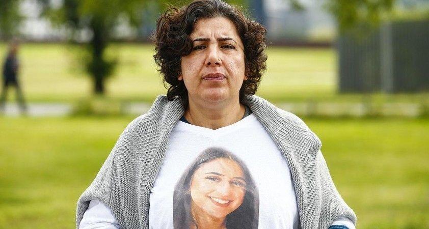 Kızı PKK tarafından kaçırılan anne Alman yetkililerin duyarsızlığına tepki gösterdi