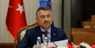 Cumhurbaşkanı Yardımcısı Oktay'dan 'Türkiye'nin Otomobili' paylaşımı