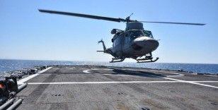 Deniz Muhafızı Odak Harekatı Doğu Akdeniz'de icra ediliyor