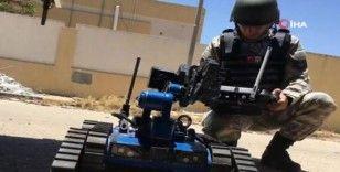 TMR 2 imha robotu Libya'da uzmanların yardımcısı