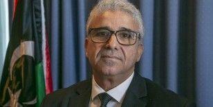 Libya İçişleri Bakanı Başağa: 'Hafter'in yaptığı operasyon tüm bölgedeki güvenliği bozmuştur'