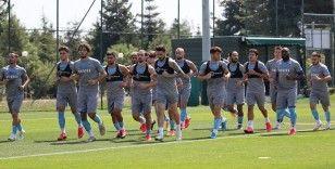 Trabzonspor, Hes Kablo Kayserispor maçı hazırlıklarına moralsiz başladı