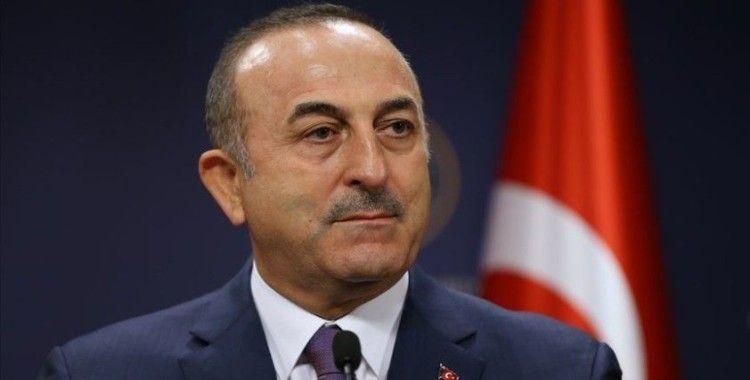 Bakan Çavuşoğlu, Nijer Başbakanı Rafini ile görüştü