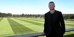 Tottenham, Eric Dier'in sözleşmesini uzattı