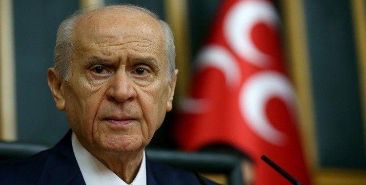 MHP Genel Başkanı Bahçeli: Ayasofya Camisi'nin ibadete açılması yakın tarihimizin en önemli irade beyanı