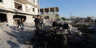 ABD'den Azez'de bomba yüklü araçla düzenlenen terör saldırısına kınama