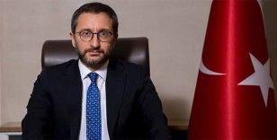 """İletişim Başkanı Fahrettin Altun: """"Sorunlarınız sorunlarımızdır"""""""