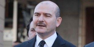 İçişleri Bakanı Soylu: 'Kadına şiddete karşı alarm halindeyiz'