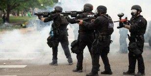 Portland'da federal polis de şiddeti engelleyemedi