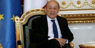 Fransa Dışişleri Bakanı, Lübnan'a ekonomik krizden çıkış için IMF'yi adres gösterdi