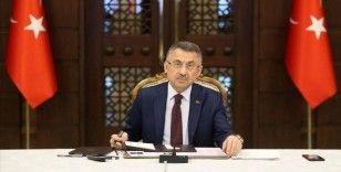 Cumhurbaşkanı Yardımcısı Oktay: Ayasofya, İslam alemini kıyamda buluşturuyor