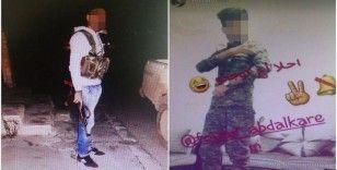 Türkiye'ye kaçak giren terörist polisin dikkatinden kaçamadı