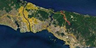 Kanal İstanbul bölgesindeki ormanların orman vasfı kaldırılacak