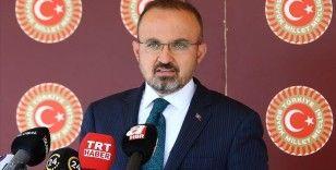 AK Parti Grup Başkanvekili Turan: Barışın artık bu milletle