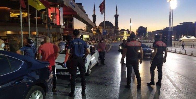 İstanbul genelinde 'huzur uygulaması'