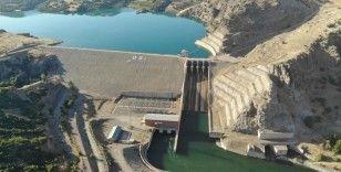 Gülistanı bulmak için baraj kodu 885 metreye düşürülüyor