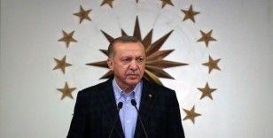 Cumhurbaşkanı Erdoğan'dan Hatay'ın anavatana katılmasının yıl dönümü mesajı