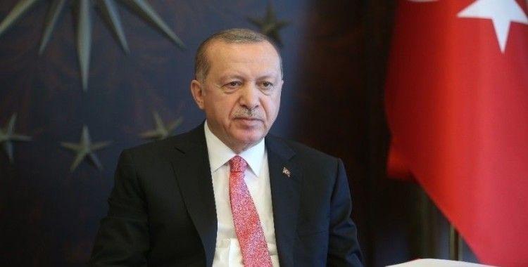 Cumhurbaşkanı Erdoğan, Erzurum Kongresi'nin yıl dönümü münasebetiyle bir mesaj yayımladı