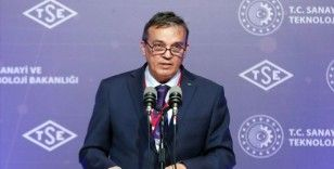 TSE Başkanı Şahin: Okullar ve eğitim kurumlarına yönelik MEB ile hazırladığımız kılavuz tamamlandı