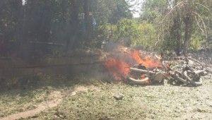 Resulayn'da bomba yüklü araçla saldırı