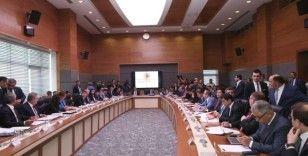 Adalet Komisyonu sosyal medya düzenlemesini görüşmek üzere toplandı