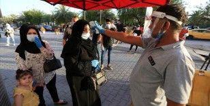 Irak'ta Kovid-19 nedeniyle son 24 saatte 80 kişi hayatını kaybetti