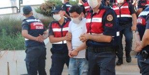 Pınar'ın katili tek kişilik hücreye konuldu