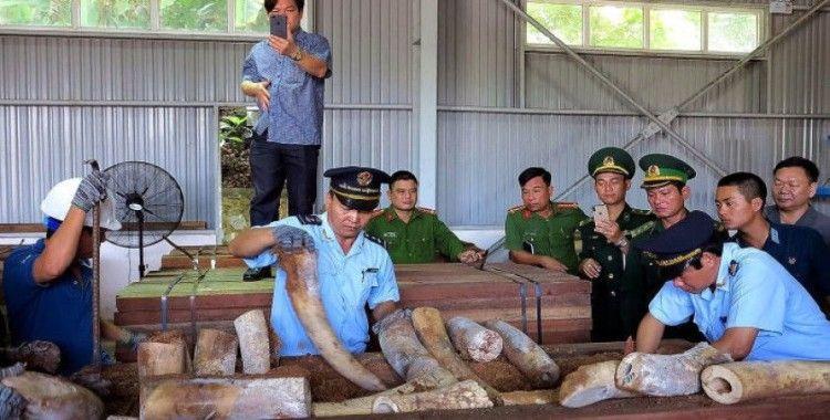 Vietnam vahşi hayvan ticaretini yasakladı
