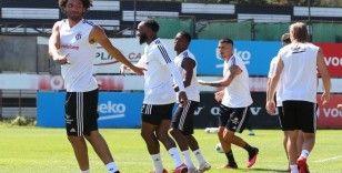 Beşiktaş, Gençlerbirliği maçı hazırlıklarını tamamladı