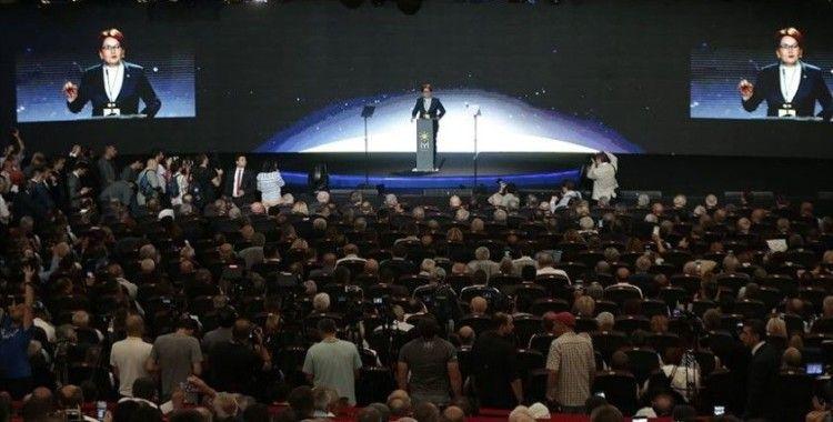 İYİ Parti büyük kongresini eylülde yapacak