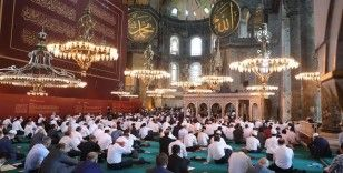 Harem-i İbrahim Camisi Müdürü Şeyh Hıfzı Ebu Suneyne: Ayasofya'da namaz kılınması yüreğimize su serpti