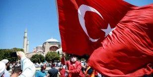 Tunus Cami İmamları Derneği: Ayasofya'daki cuma namazı Müslümanları sevindirdi